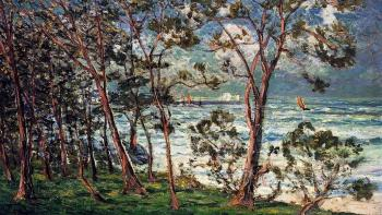 Maxime Maufra : The Shore at Duarnenez