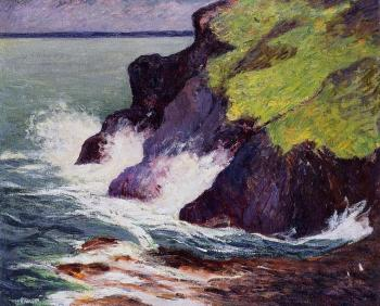 Maxime Maufra : The Three Cliffs