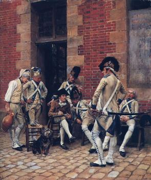 The Sergeant's Portrait
