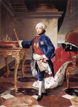 Anton Raphael Mengs : Ferdinand IV, King of Naples
