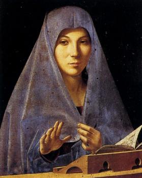 Antonello Da Messina : Annunciation