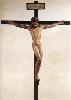 Michelangelo : Crucifix