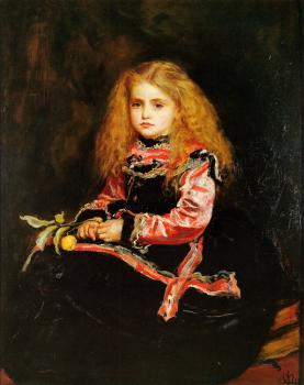 Sir John Everett Millais : A Souvenir of Velasquez