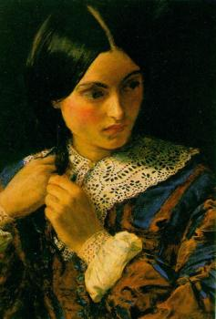 Sir John Everett Millais : beauty