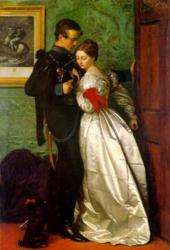 Sir John Everett Millais : Brunswicker