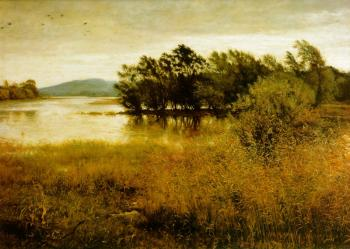 Sir John Everett Millais : chill october