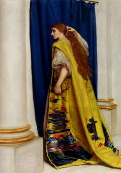 Sir John Everett Millais : Esther
