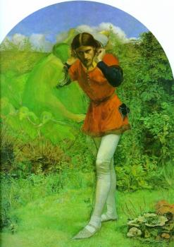 Sir John Everett Millais : fairies