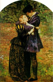 Sir John Everett Millais : Huguenot