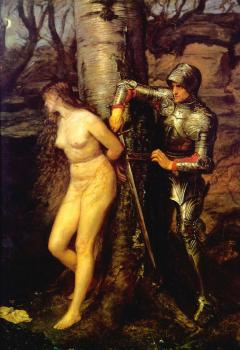 Sir John Everett Millais : knight errant