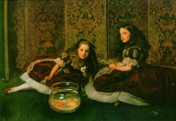 Sir John Everett Millais : leisure hours