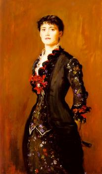 Sir John Everett Millais : louise jopling