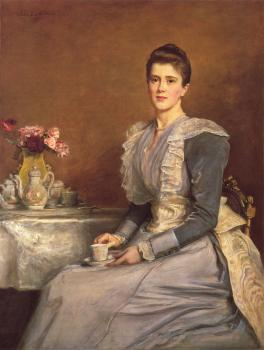 Sir John Everett Millais : Mary Chamberlain
