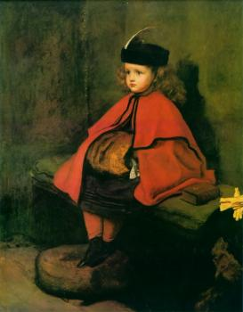 Sir John Everett Millais : my first sermon II