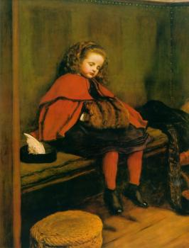Sir John Everett Millais : my second sermon