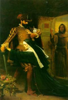 Sir John Everett Millais : St Bartholemews Day