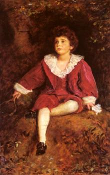 Sir John Everett Millais : The Honourable John Nevile Manners