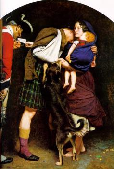 Sir John Everett Millais : The Order of Release