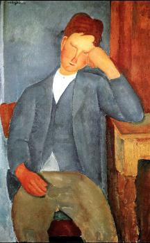 Amedeo Modigliani : The Young Apprentice
