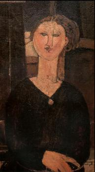 Amedeo Modigliani : Antonia