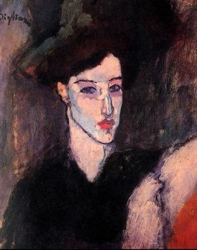 Amedeo Modigliani : The Jewish Woman