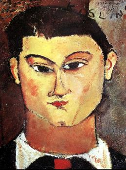 Amedeo Modigliani : Portrait of Moise Kisling