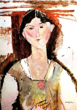 Amedeo Modigliani : Beatrice Hastings
