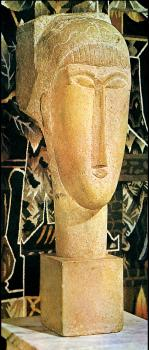Amedeo Modigliani : Sculpture II