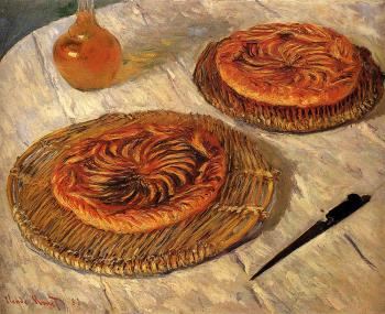 Claude Oscar Monet : The 'Galettes'