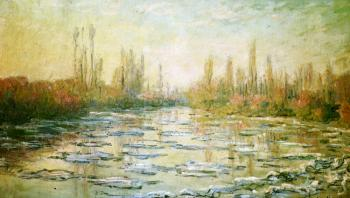 Claude Oscar Monet : The Ice-Floes