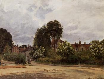 Argenteuil, the Hospice