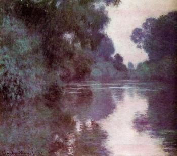 Arm of the Seine near Giverny II
