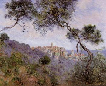 Claude Oscar Monet : Bordighera II