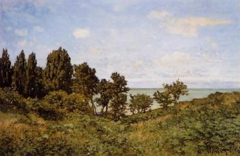 Claude Oscar Monet : By the Sea
