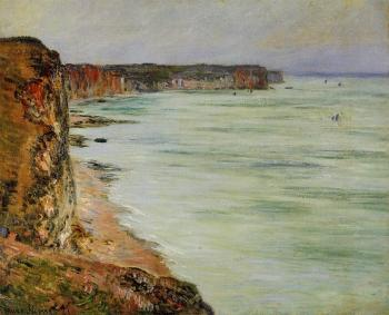Claude Oscar Monet : Calm Weather, Fecamp