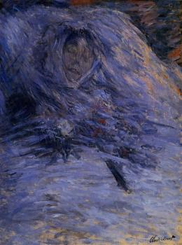 Camille Monet on Her Deathbed II