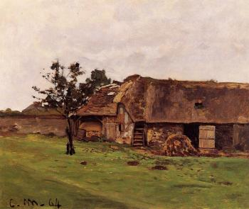 Farm near Honfleur