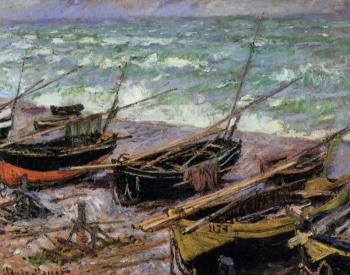 Fishing Boats II