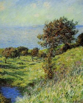 Claude Oscar Monet : Gust of Wind