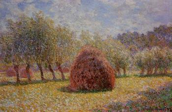 Haystacks at Giverny III