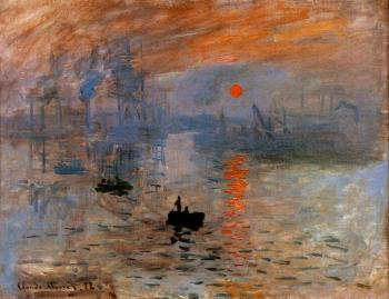 Claude Oscar Monet : Impression, Sunrise II