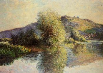 Claude Oscar Monet : Isleets at Port-Villez