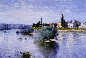 Claude Oscar Monet : Lavacourt