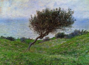 Claude Oscar Monet : On the Coast at Trouville