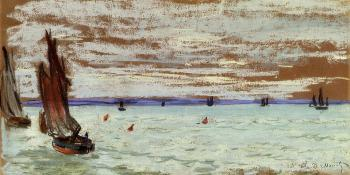 Claude Oscar Monet : Open Sea