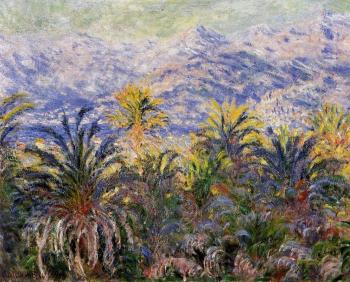 Claude Oscar Monet : Palm Trees at Bordighera