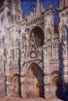 Claude Oscar Monet : Rouen Cathedral