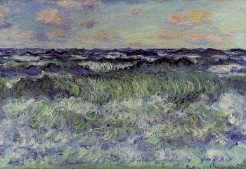 Claude Oscar Monet : Sea Study