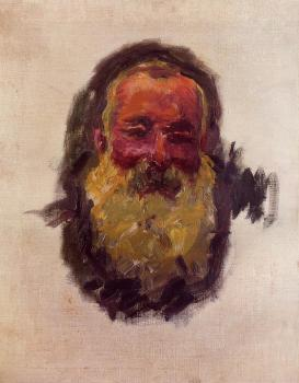 Claude Oscar Monet : Self Portrait