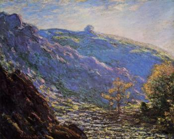 Claude Oscar Monet : Sunlight on the Petit Cruese